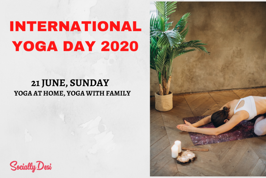 Sixth Edition Of International Yoga Day Archives Socially Desi